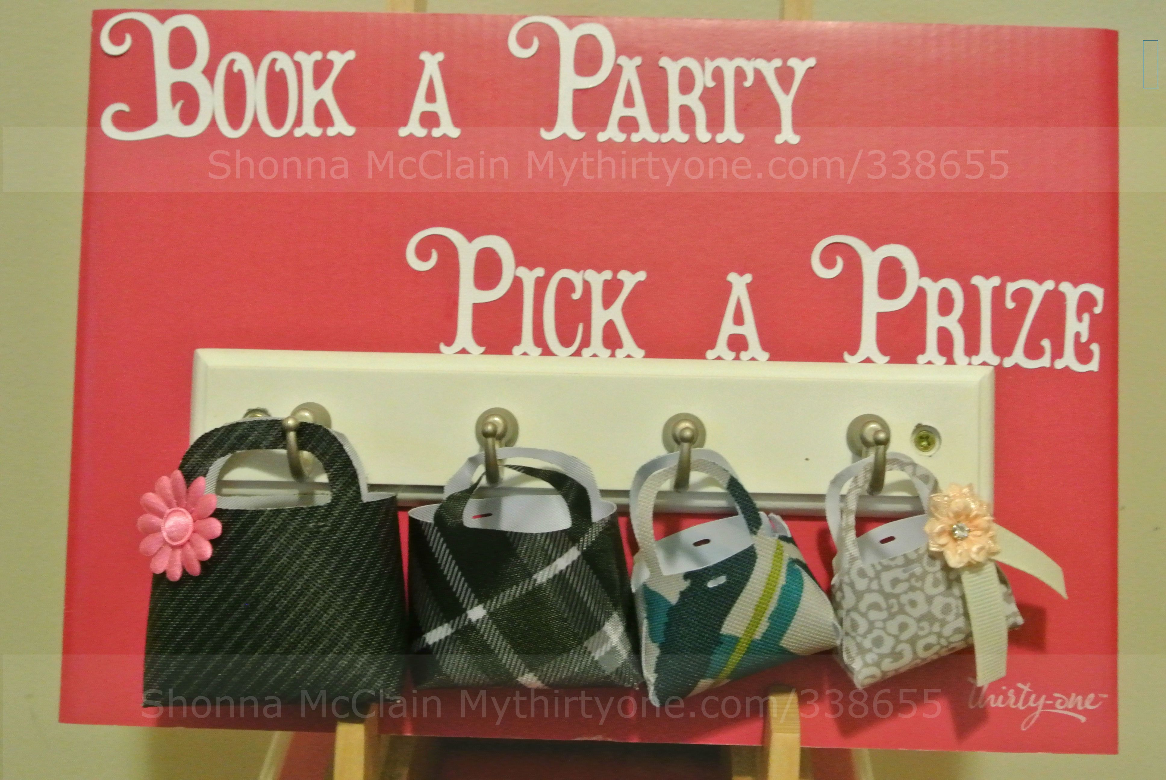 Thirty-One Booking