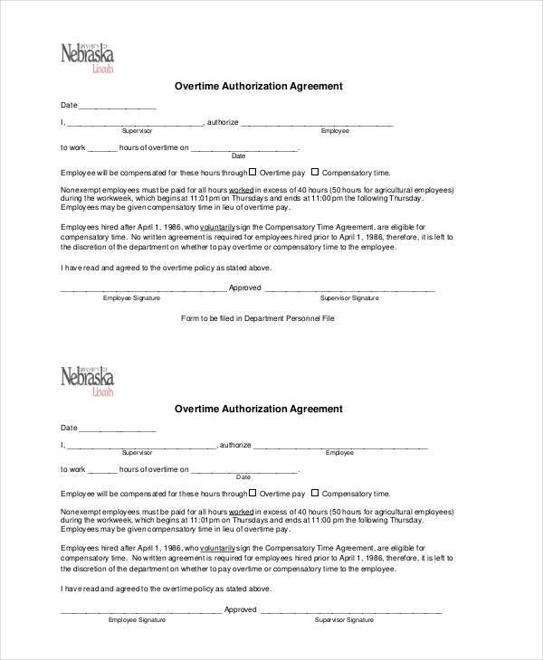 overtime request form related keywords amp suggestions sample Home - credit card form