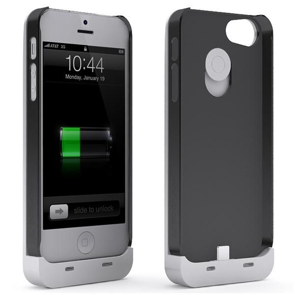 Maxboost Fusion Detachable iPhone 5 Battery Case | Cool shit