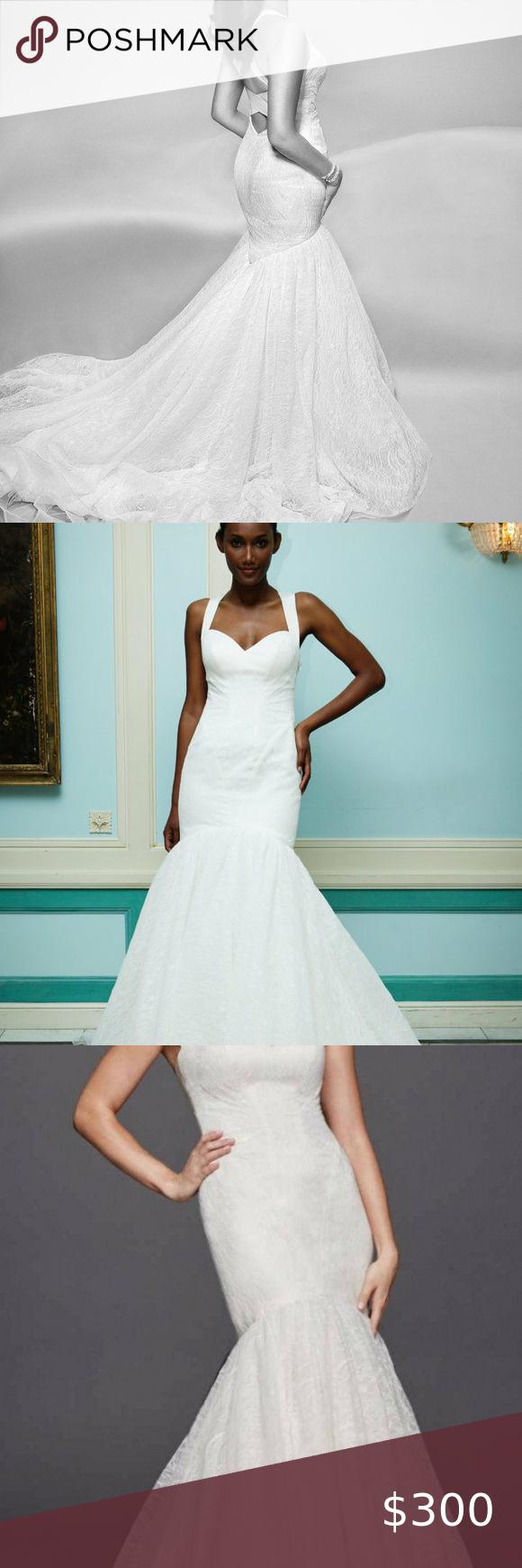 Truly Zac Posen Mermaid Wedding Dress Zp341638 Dresses Wedding Dresses Zac Posen [ 1740 x 580 Pixel ]