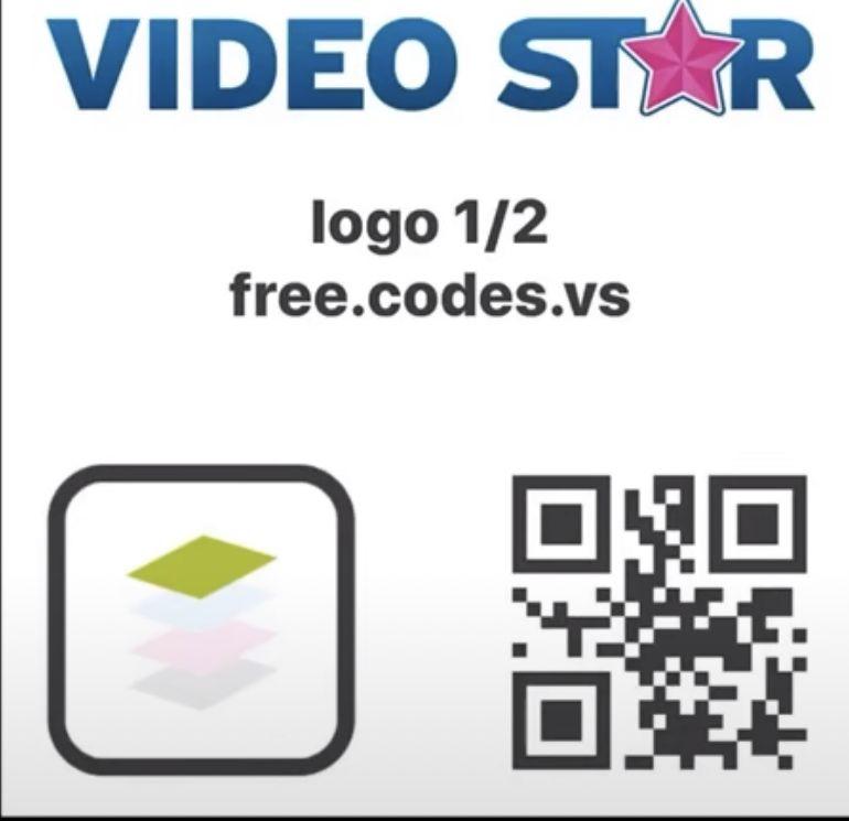 Video Star Codes Coding Free Qr Code Qr Code