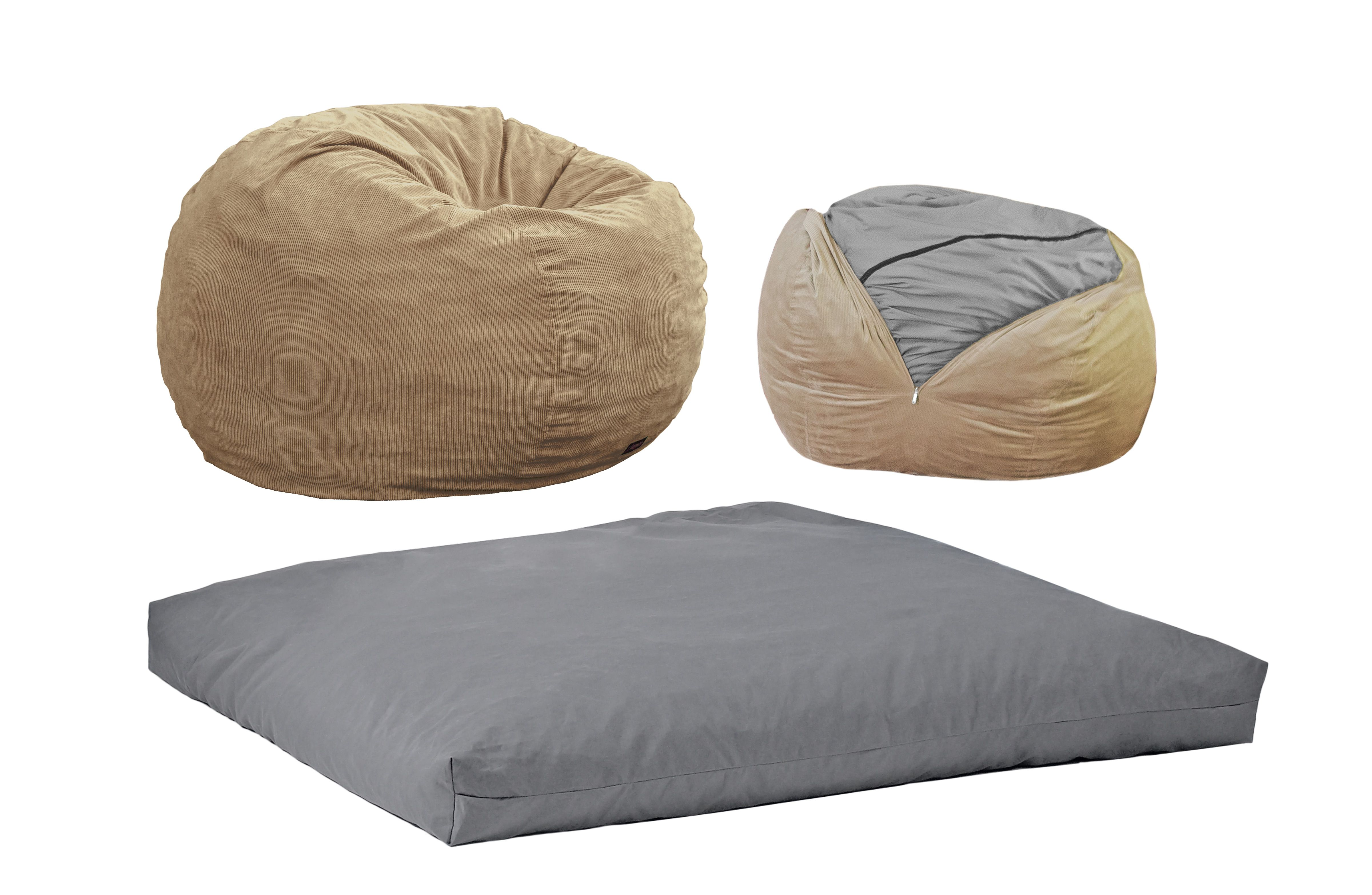 Cordaroy S Lounge In Comfort And Style This Bean Bag Chair Also