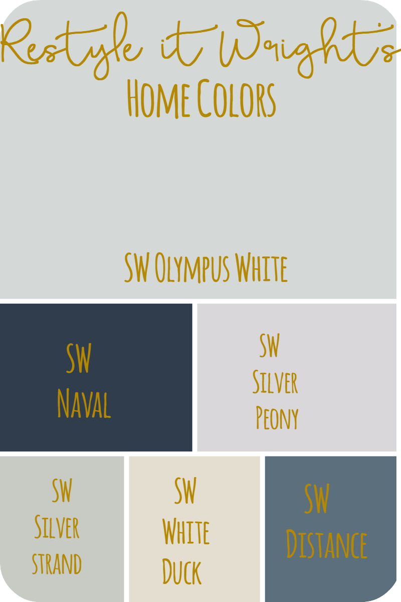 Sherwin Williams Color Palette Crown Art Prints A Giveaway Peony Gray Color And Gray