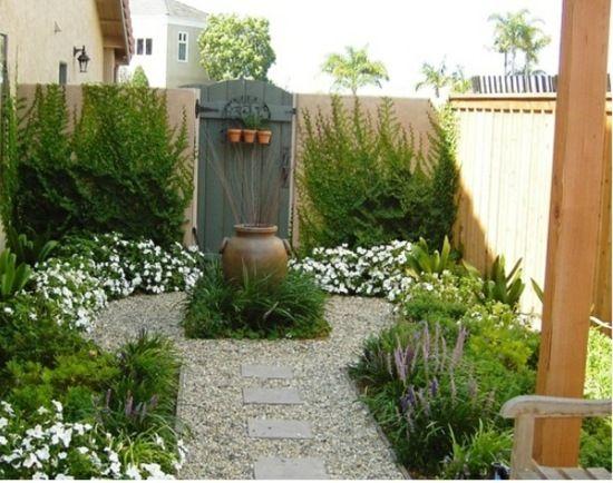Idées pour créer votre fontaine de jardin moderne. | Gardens