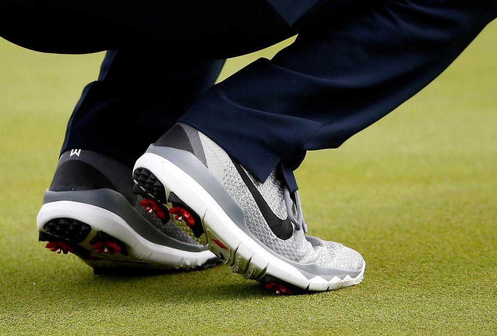 nike waste management golf shoes
