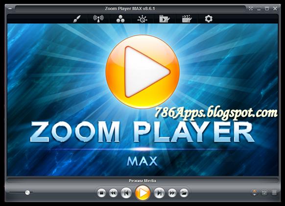 Zoom Player Max 10.0 Beta 7 WIN Software, Adobe