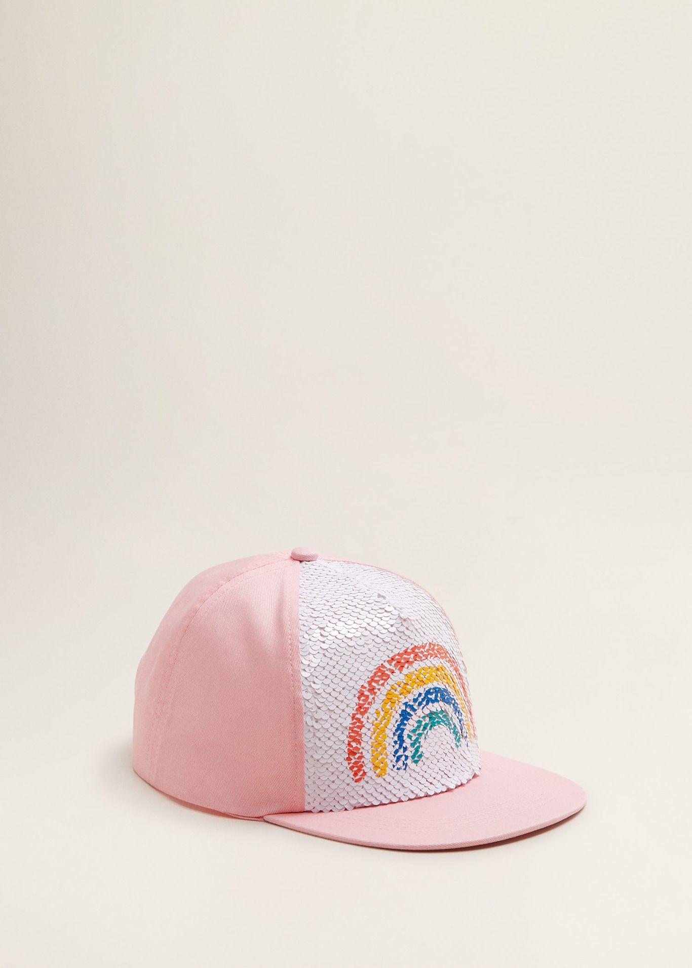 389cff1bd Reversible sequins cap - Girls in 2019 | Kids Hat | Cap girl, Kids ...