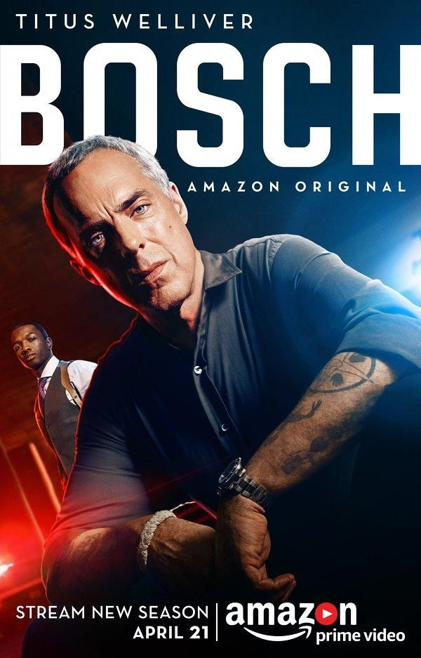 Bosch (TV Series 2014- ????) | Top tv shows, Tv series