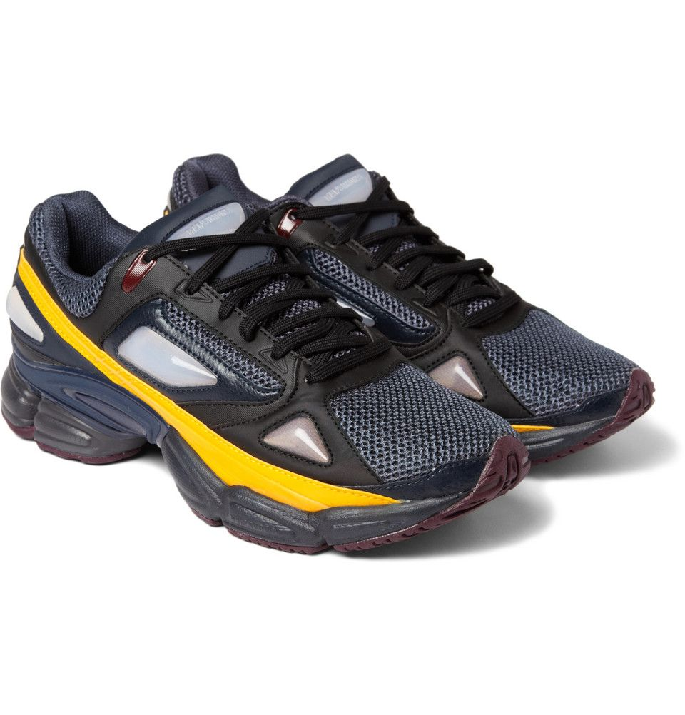 sale retailer e8d9d e016c Raf Simons - Adidas Ozweego 1 Panelled Sneakers | looks ...