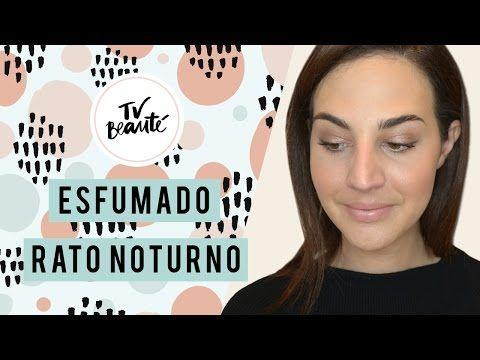 Esfumado rato noturno + review Juicy Shaker - TV Beauté | Vic Ceridono - YouTube