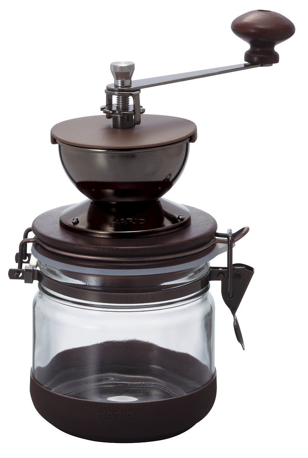 Hario ceramic canister coffee mill manual