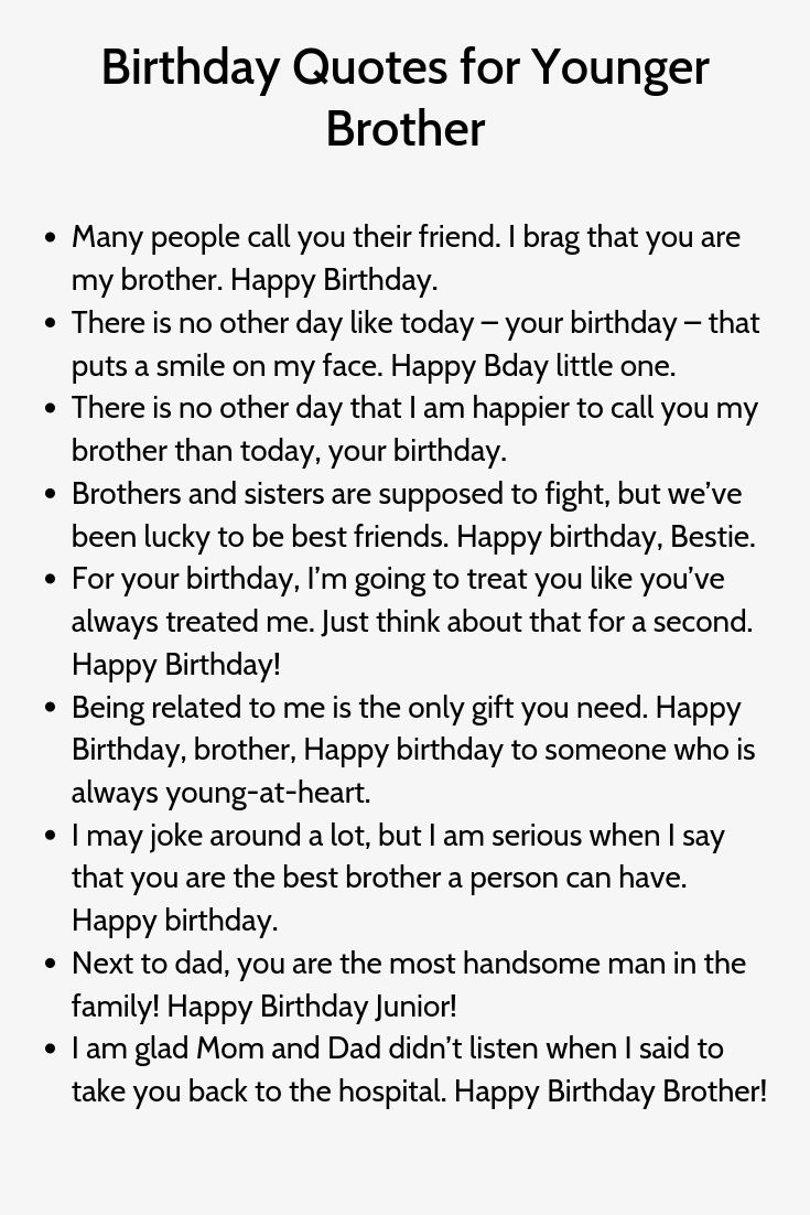Birthday Quotes For Younger Brother Birthday Captions Instagram Witty Instagram Captions Birthday Captions