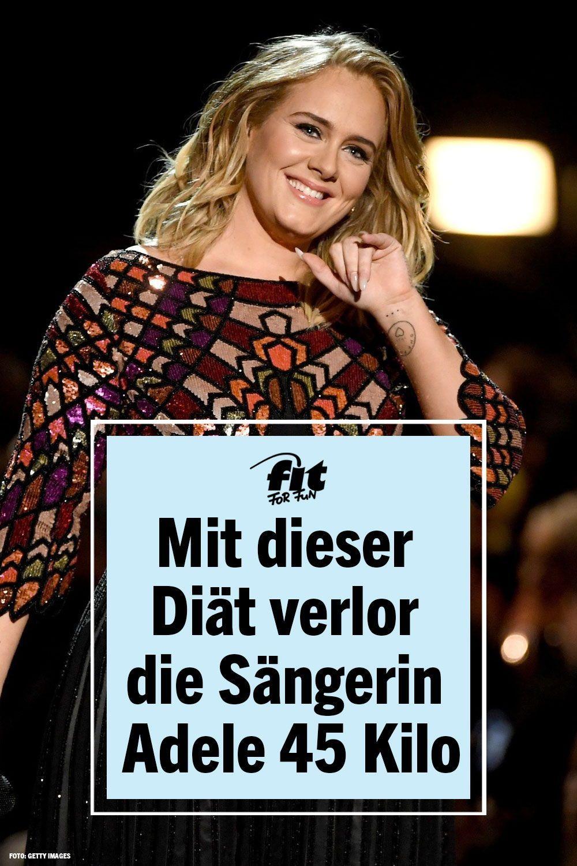 #Diät Abnehmen wie Adele: Mit dieser Diät verlor die Sängerin 45 Kilo – diats
