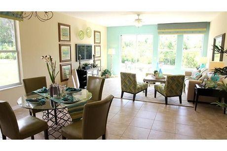 Santa Rosa By Beazer Homes At Fishhawk Ranch Home New Home