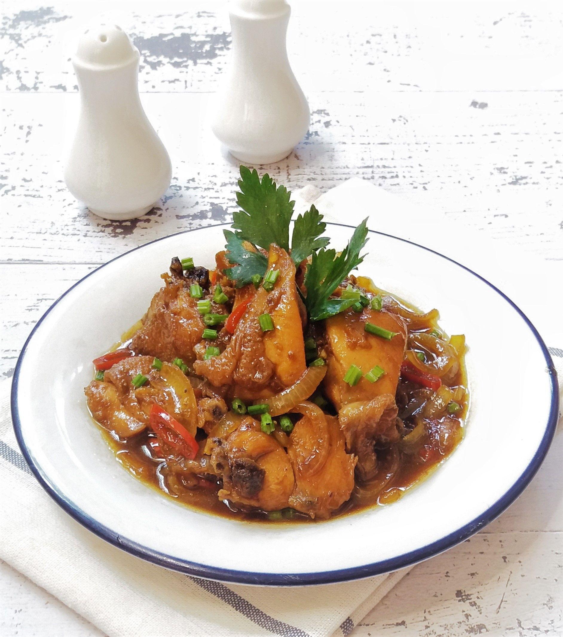 Resep Masakan Oriental Filipina - Guru Galeri