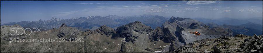 http://ift.tt/1ZY8ZTJ #Nature breathtaking #Photos Panoramica desde Collarada by jcarlosgmenezo http://ift.tt/1Q1ghLD