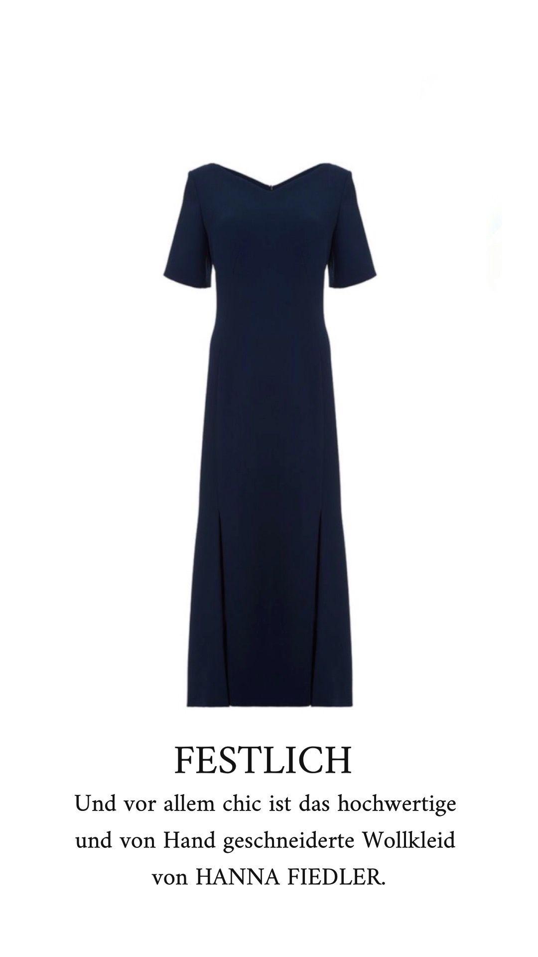Short sleeve wool dress  Wollkleid, Kleider, Kleider damen