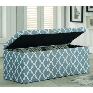 7aec43312803817882c86688a48b5914 - Better Homes & Gardens Pintucked Storage Bench