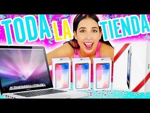 SORTEO MILLONARIO! TODOS LOS PRODUCTOS DE APPLE: IPHONE X, IPAD Y MACBOOK PRO | Mariale - YouTube #ClubMar