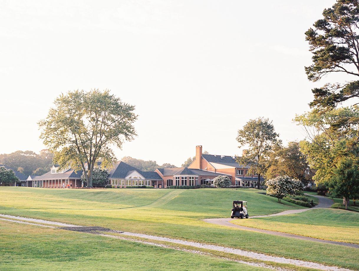 Chartwell Country Club, Severna Park Maryland Wedding ...