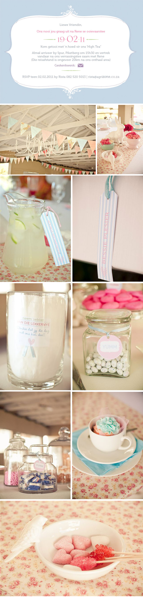 Baby Shower Gifts Cape Town : shower, gifts, Shower, Pretties, Pastel, Shower,, Wedding, Stationery