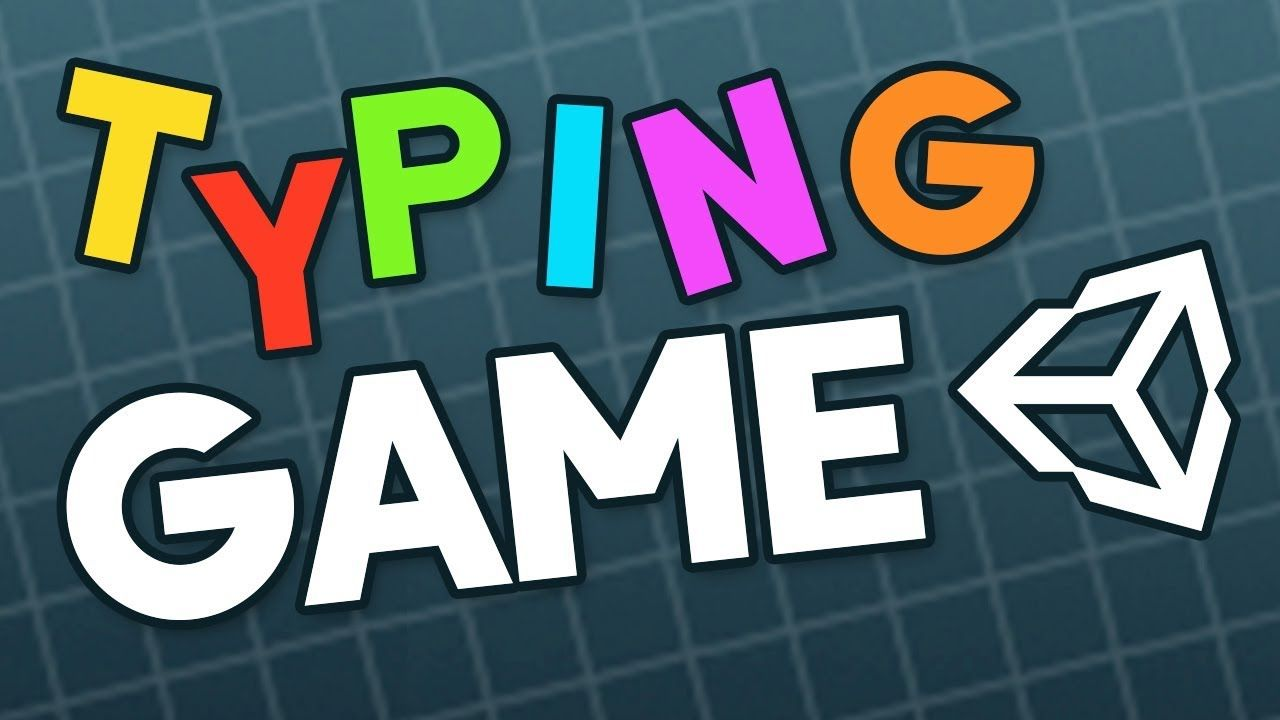 How to make a Typing Game in Unity (Livestream) Unity