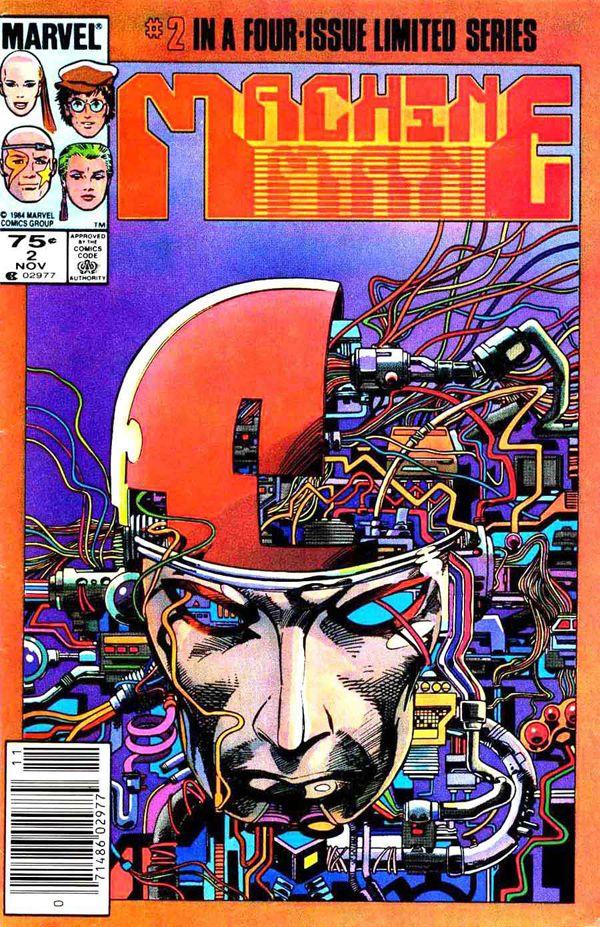 #Panini nos presenta esta fantástica epopeya de #cienciaficción marveliana dentro de su imprescindible línea #Marvel Gold. ¡¡¡No te pierdas Marvel Gold - Hombre Máquina - Iron Man 2020!!! #Cómics #Crítica #Superhéroes