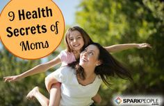 9 Health Confessions from Moms