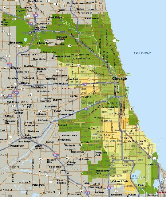 Bad Parts Of Chicago Map Pin on Chgo bad neighborhood