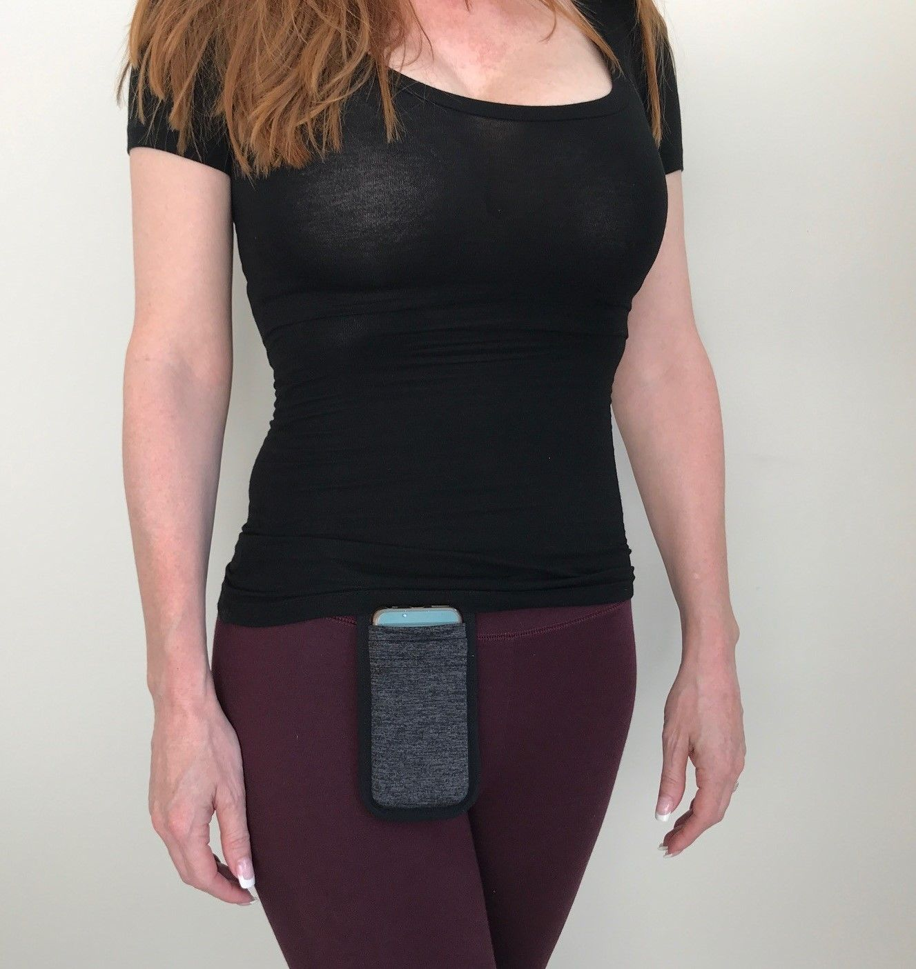 Instantly Add Pockets To Leggings Yoga Pants And Other Outfits To