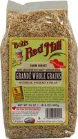 14% Off was $3.50, now is $3.02! Bob`s Red Mill Grande Whole Grains -- 24 oz