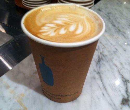 Cappuccino Art! Food & Politics