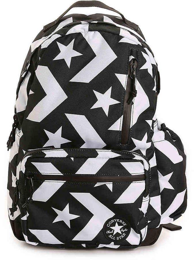 8b0c119d3a99 Women Go Backpack -Black White