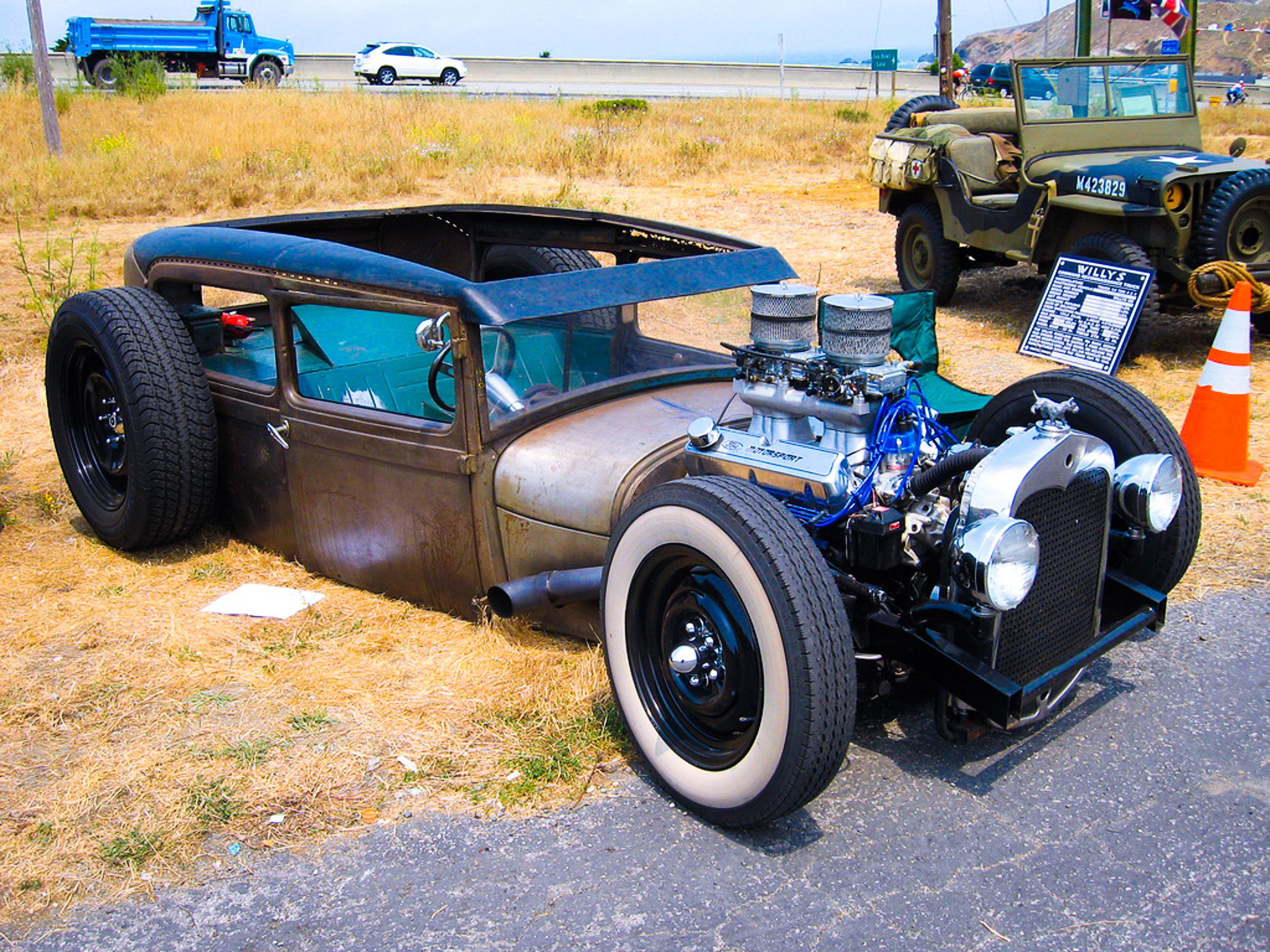 The term Rat Rod has been used for a while & is associated with ...
