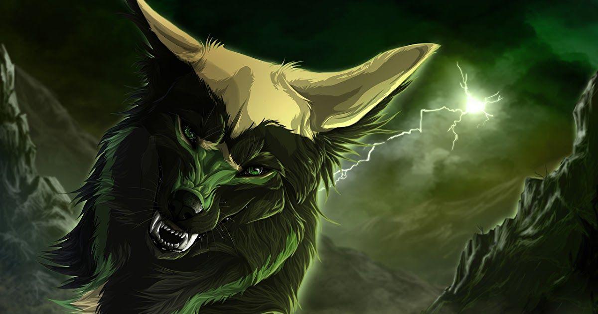 Desktop Wallpapers Wolf S Rain Wolves Lightning Bolts Anime Roar Anime Wolf Wallpapers Top Free Anime Wolf Backgrou Anime Canvas Anime Wall Canvas Fantasy Wolf Anime wolf background wallpaper