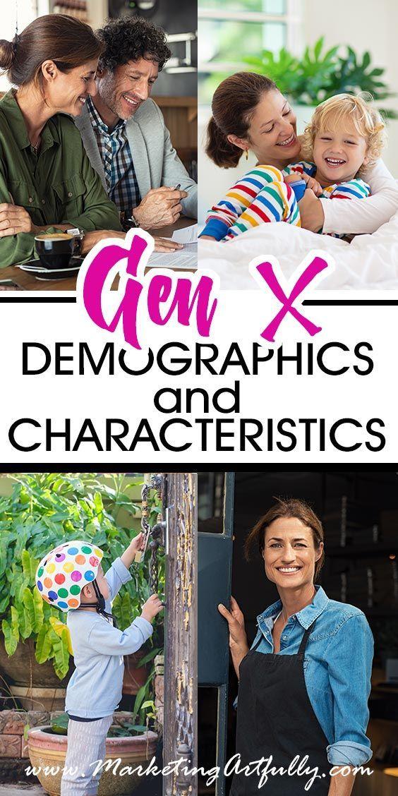 Gen X - Demographics and Characteristics   Author ...