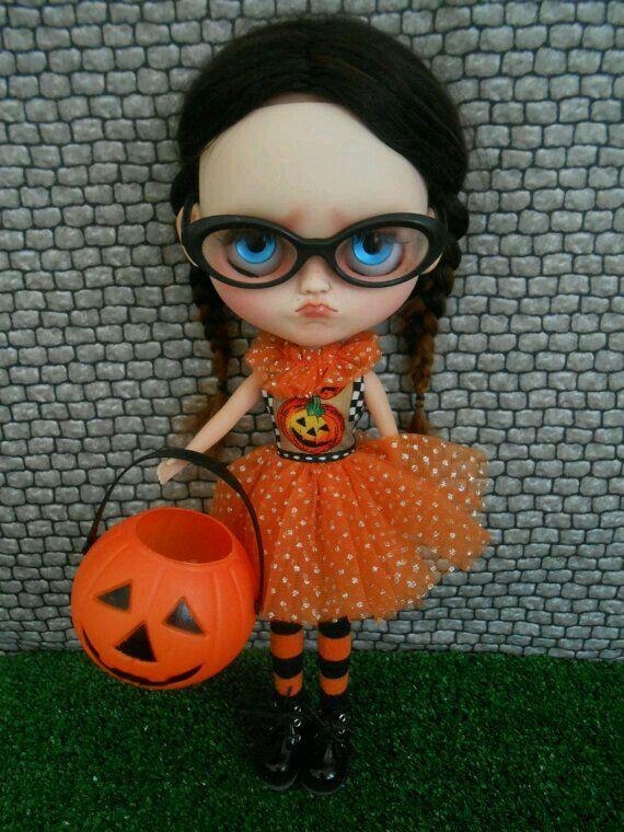 Blythe for Halloween