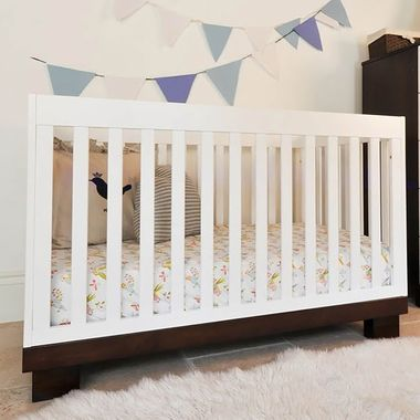 Babyletto Modo 3 In 1 Two Tone Baby Crib