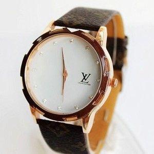 LV Logo Watch