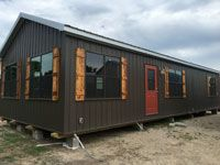 Modern Portable Homes general shelters :: portable cabins | modern homes and plans