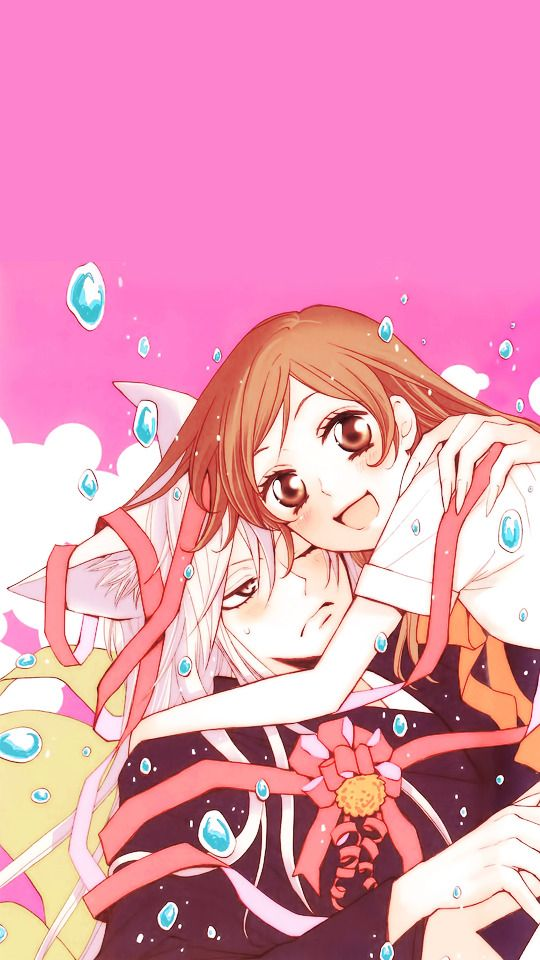Himeyona Anime Anime Love Kamisama Kiss