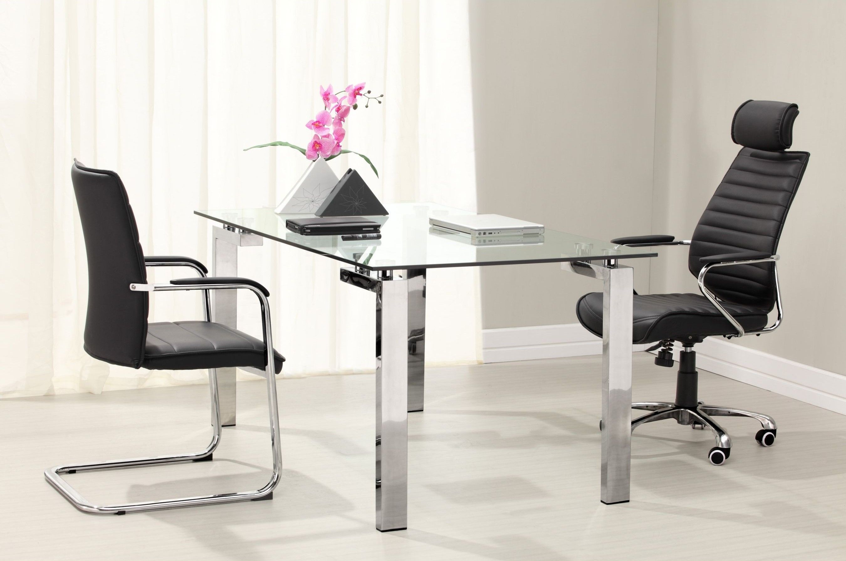 99 glass top home office desk large home office furniture check rh pinterest ch