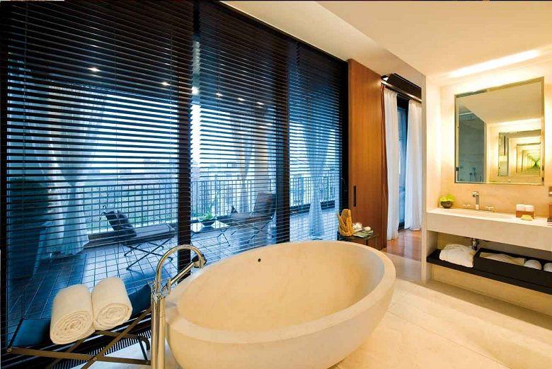 MILAN - - - - - Bulgari Hotel   Bulgari Suite   □ SPA + BATH TIME ...