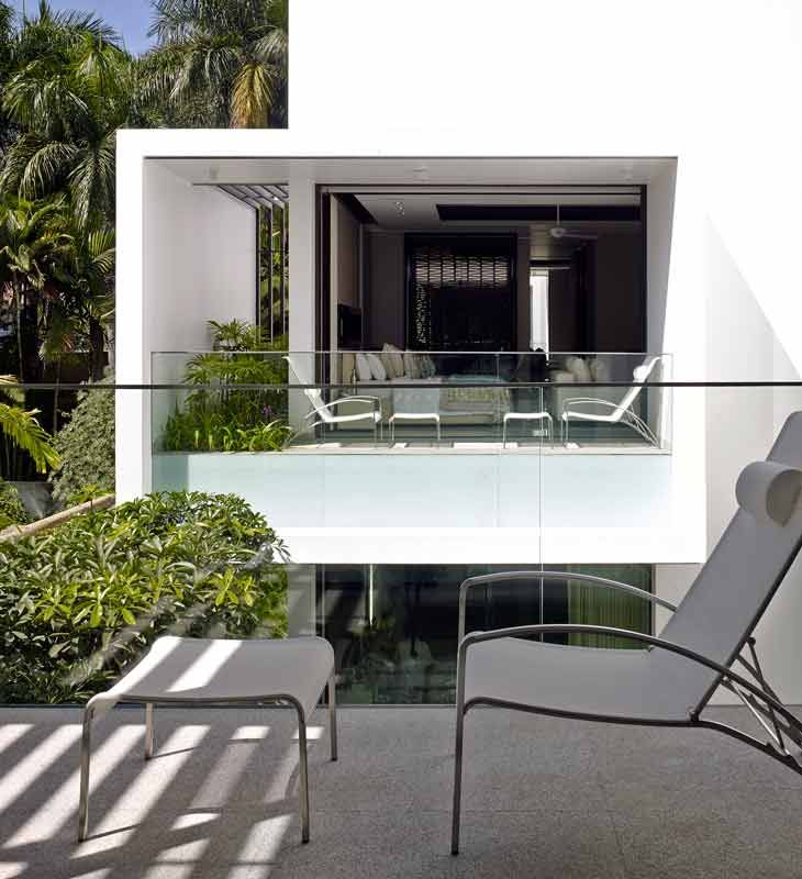 Home Design Ideas Bangalore: This House In Bangalore, Designed For An Affluent Indian
