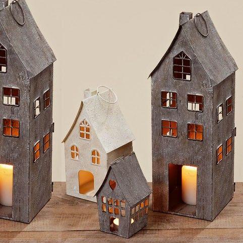Laterne Village Set 3