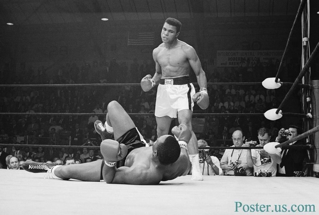 Download Muhammad Ali Wallpapers To Your Cell Phone Boxer