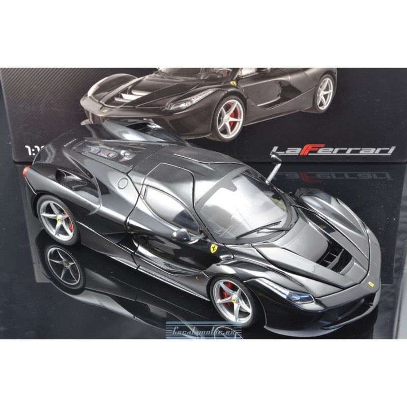 2013 Ferrari - LaFerrariI black, negro