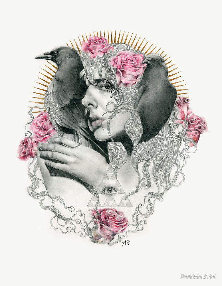 Patricia Ariel / Rosae Crucis
