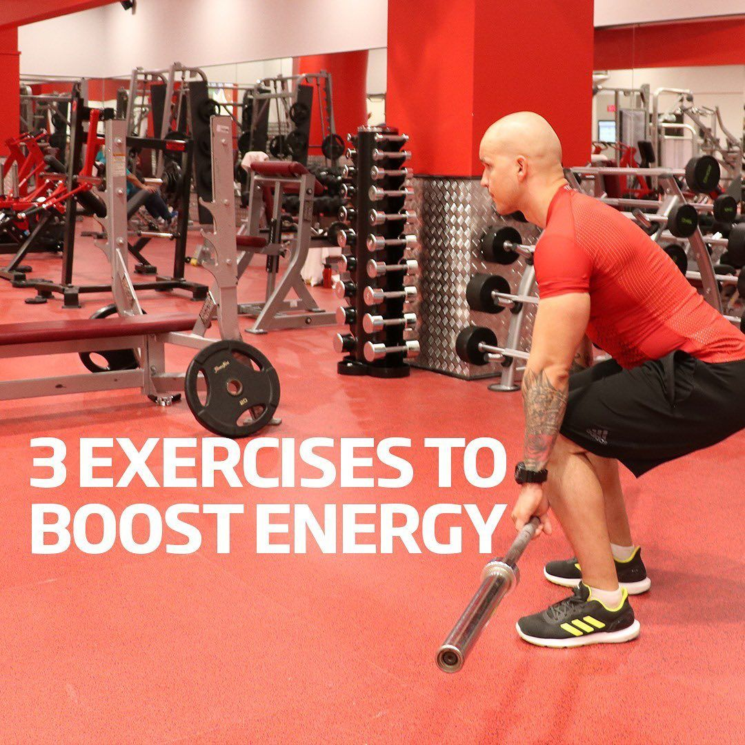 #fitness Blog is out! Lets get the motivation high with 3 best exercises to boost energy at home. Ch...