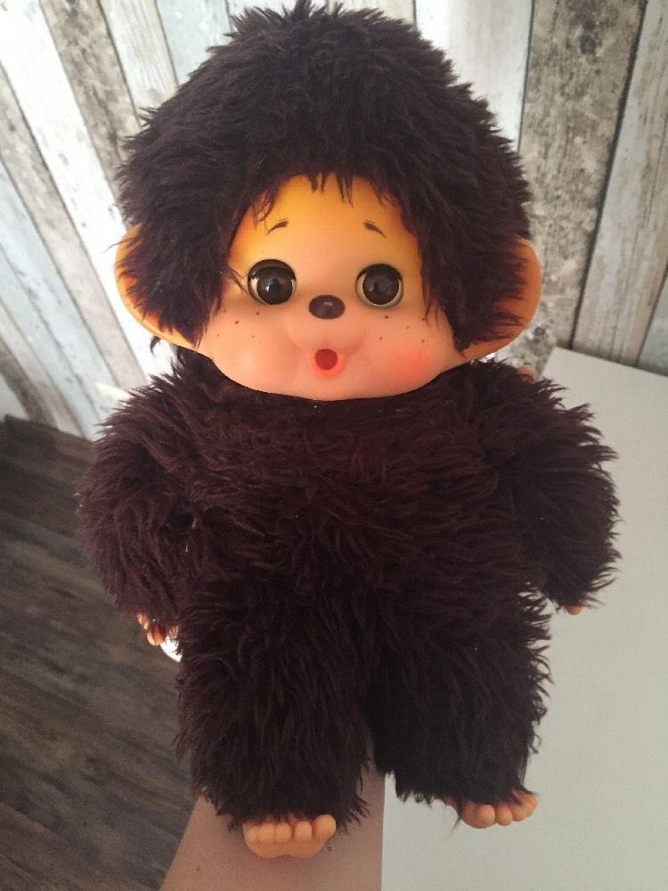 Pin Von Malgorzata Urbanowicz Auf Monchhichi Monkey Flauschig
